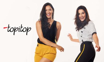 25% de DSCTO blusas y pantalones Topitop