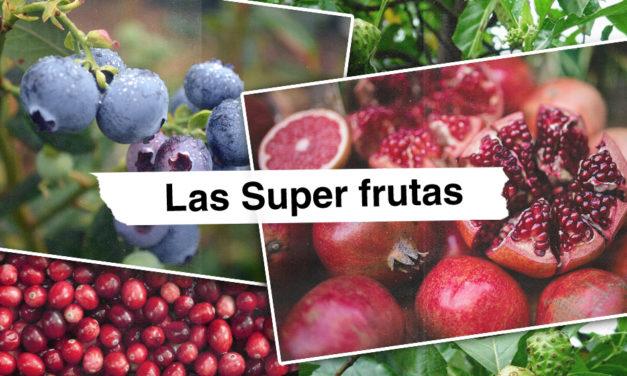 El poder de las «súper frutas» para cuidar la salud