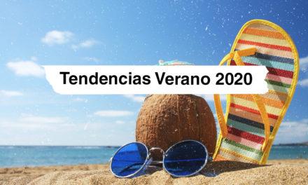 5 tendencias que marcarán el verano 2020